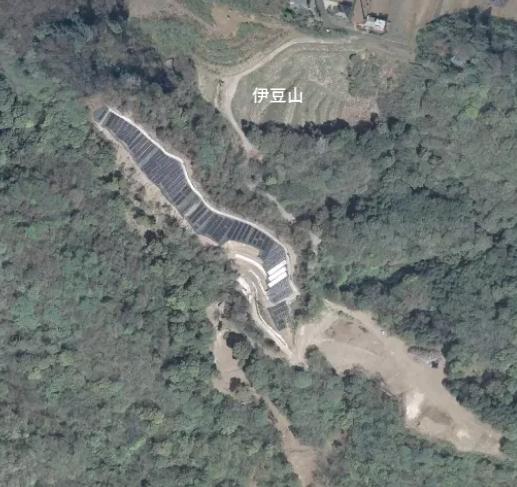 熱海土砂崩れ原因はメガソーラー発電所ではない!山林開発の証拠画像!