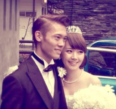 竹内択の嫁は松田新菜!美人の顔画像や馴れ初め、プロフィールを調査